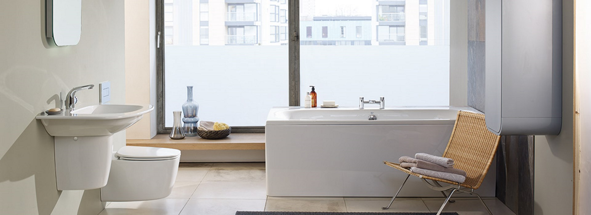 BATHROOMS<br />DESIGN, SUPPLY & INSTALLATION